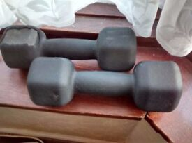 5kg York Dumbells