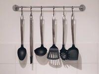 6 Piece Kitchen Utensil Set