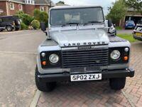 Land Rover, DEFENDER, Panel Van, 2002, Manual, 2495 (cc)
