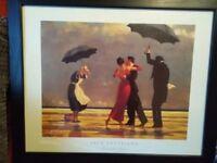 Jack Vettriano Singing Butler print 56x46cm