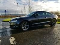 Audi A5 TFSI Black Edition S Line automatic