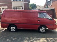 Hyundai h100 long wheel base low mileage