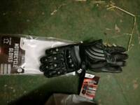 Small Motorbike Gloves