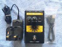 TC Helicon Voicetone T-1 Vocal Compressor Pedal