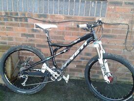 Yeti 575 mountain bike