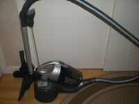 hoover vision reach cylinder vacuum cleaner