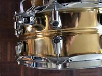 Yamaha 14x5 Brass Snare Drum