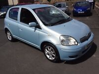 2005 54 REG TOYOTA YARIS 5 DOOR MOT FAILURE £395 PX WELCOME