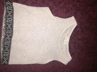 Kids river island top, size 11/12 years.