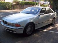 BMW 5 Series 2.0 520i SE 4dr ,petrol , automatic