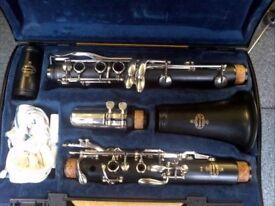 Buffet B10 Clarinet