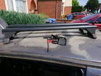 Vw golf mk2 roof bars and fitting kit