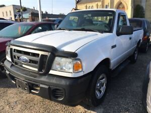 2008 Ford Ranger XL CALL 519 485 6050 CERTIFIED