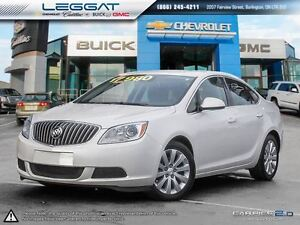 2016 Buick Verano CX w/ ONLY 24K! *REMOTE START*BACKUP CAM*BLUET