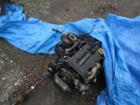 VAUXHALL ZAFIRA B Z16XEP ENGINE AND GEARBOX FOR SALE BARGAIN!!!!!