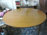 Drop leaf byDining room table