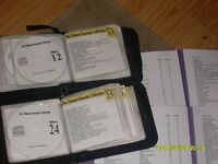 KARAOKE SET 37 DISCS + 2 BOOKLETS