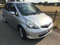 HONDA JAZZ 2006 1.4 MK1 FACE LIFT DSI SE CVT-7 5DRAUTOMATIC LOW MILLAGE 42000 HPI CLEAR S/H A/C
