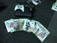 Xbox 360S Console bundle Cheap!