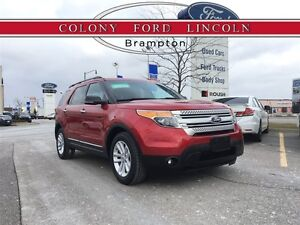 2012 Ford Explorer FORD CERTIFIED, LOW % RATES & EXTRA WARRANTY!