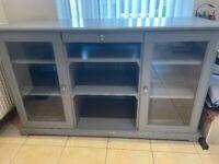 Ikea sideboard, grey LIATORP