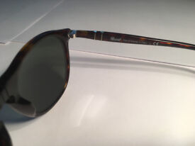 Persol 9649s excellent condition, Tortoise shell, gray polarised