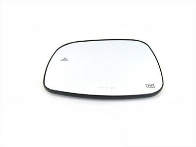 11-17 GRAND CARAVAN TOWN & COUNTRY LEFT DRIVER SIDE VIEW MIRROR GLASS NEW MOPAR Caravan Side View Mirror