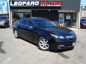 2012 Acura TL Navigation, Camera, Leather*Certified*