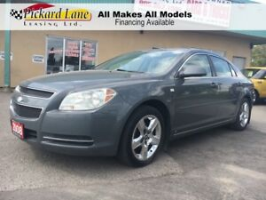2008 Chevrolet Malibu LT $99.47 BI WEEKLY! $0 DOWN! 2016 DEALER