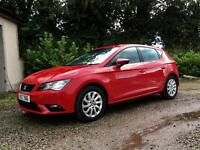 SEAT LEON TDI 2013 80k miles Full service history Motd to JAN 2018 (a3,civic,golf,Astra,Bmw)