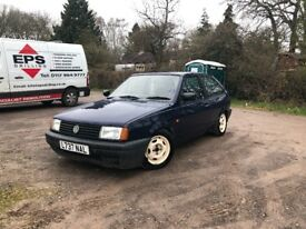Volkswagen polo coupe 1993 1.0 4speed