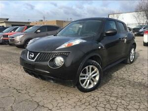 2012 Nissan Juke SV AWD (CVT) BLACK BEAUTY  CRUISE CONTROL