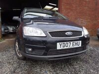 07 FORD FOCUS C-MAX 1.6,MOT FEB 018,2 OWNERS FROM NEW,2 KEYS,PART HISTORY,VERY RELIABLE TRANSPORT