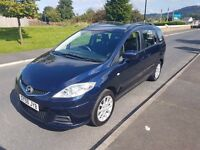 2008 58 MAZDA 5 TS2 7 SEATER 1.8 ONLY 68,000 MILES MOT FEB, GENUINE NICE CLEAN CAR