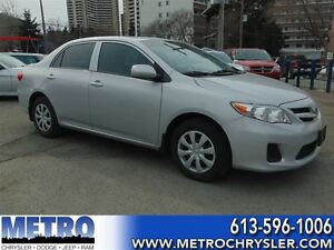 2013 Toyota Corolla CE GREAT CONDITION