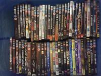 DVDs Mixed - £25 Ono.