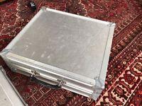Aluminium Flight Cases x 2