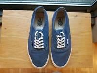 Vans shoes 10Us