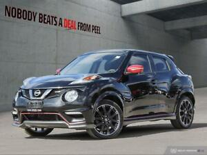 2017 Nissan Juke NISMO*Leather*NO Accident*Rockford Fosgate