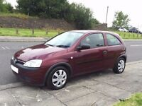 Vauxhall Corsa 1.2, Long MOT, Warranty, Serviced, Trade-In to Clear