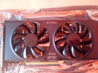 EVGA NVIDIA GTX 750Ti FTW with ACX Cooling 2GB GDDR5 Graphics Card