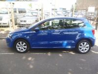 Volkswagen POLO SE 85 S-A, DSG Auto,3 dr hatchback,FSH,1 previous owner,2 keys,stunning looking car