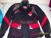 AKITO Motorbike Jacket Size (s)