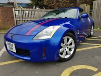 Nissan Fairlady 350 Z 3.5 V6 GT 2dr Automatic, Aftermarket Exhaust system