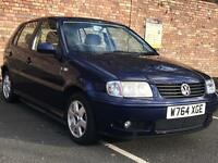 Volkswagen Polo 1.4 Automatic- 12 Months Mot