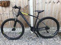 Cube aim pro mens mountain bike