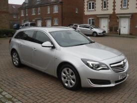 """2014 VAUXHALL INSIGNIA TOURER TECH LINE 1 OWNER WITH NAVIGATION AND FULL SERVICE HISTORY""""SUPERB"""""""