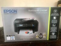 Epson Workforce WF-2750DWF Printer 4-In-1