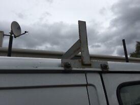 K&H ford transit roof rack