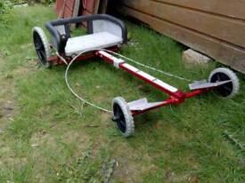 Kids Bogey Kart factory made